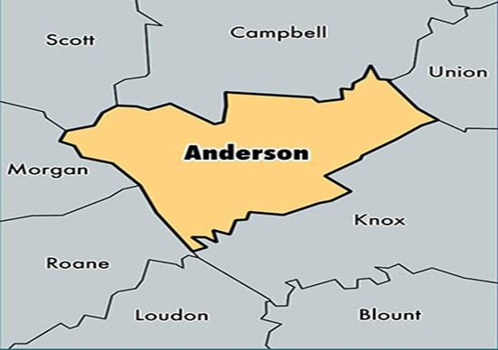Anderson & counties